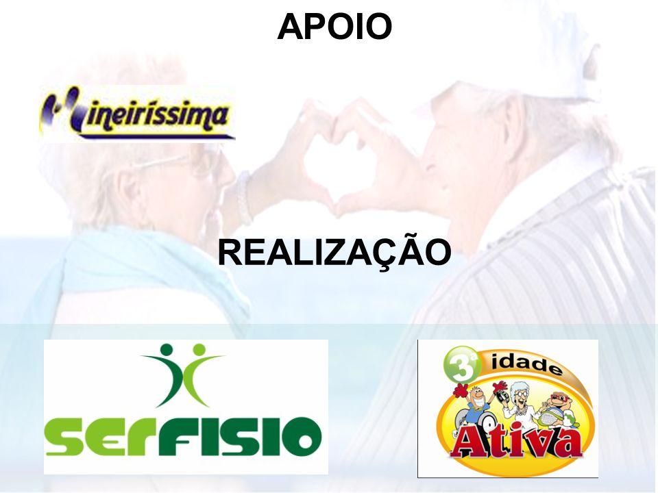 REALIZAÇÃO APOIO