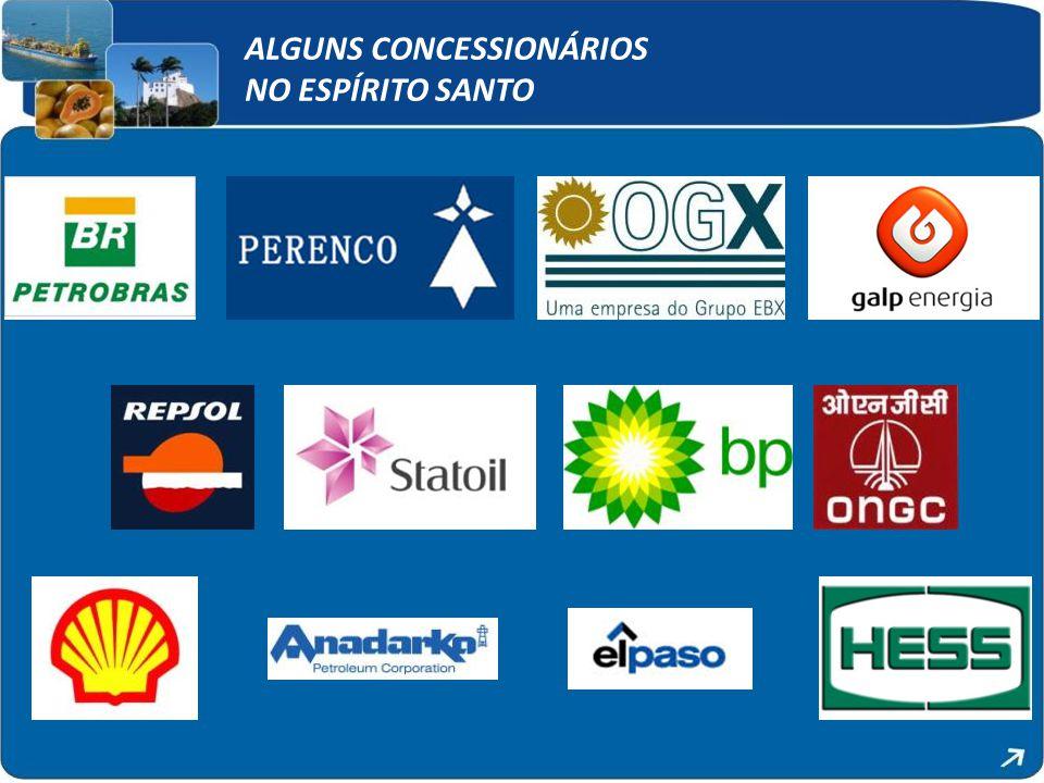  Cerca de 150 empresas  Emprega mais de 20 mil pessoas  Maior nº de soldadores certificados do país Em 2011, as empresas capixabas forneceram mais de R$ 4 bi para a Petrobras e mais R$ 4 bi para Vale.