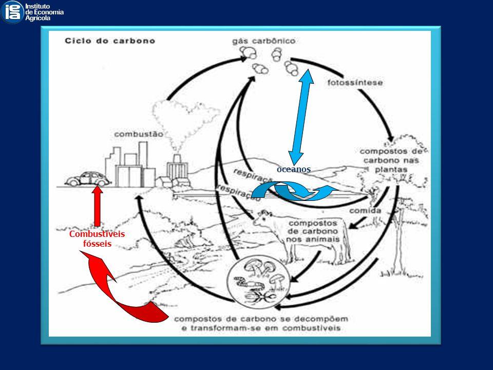 Combustíveis fósseis oceanos