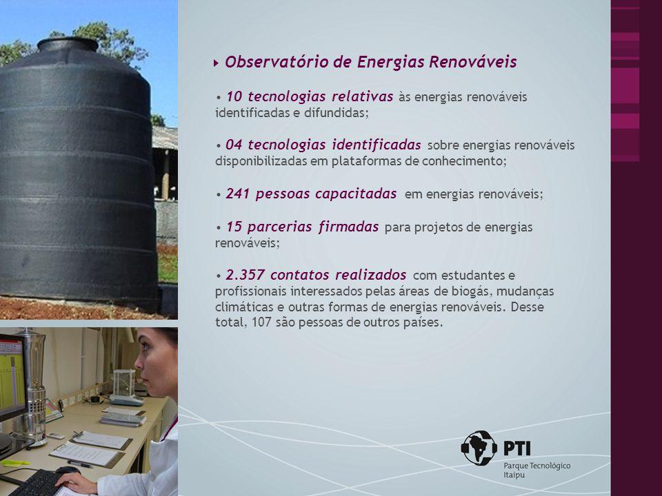 Polo Astronômico Em 2011, o Polo recebeu 17.228 visitantes, dos quais: 10.649 estudantes 1.068 professores 266 professores capacitados Núcleo de Tecno