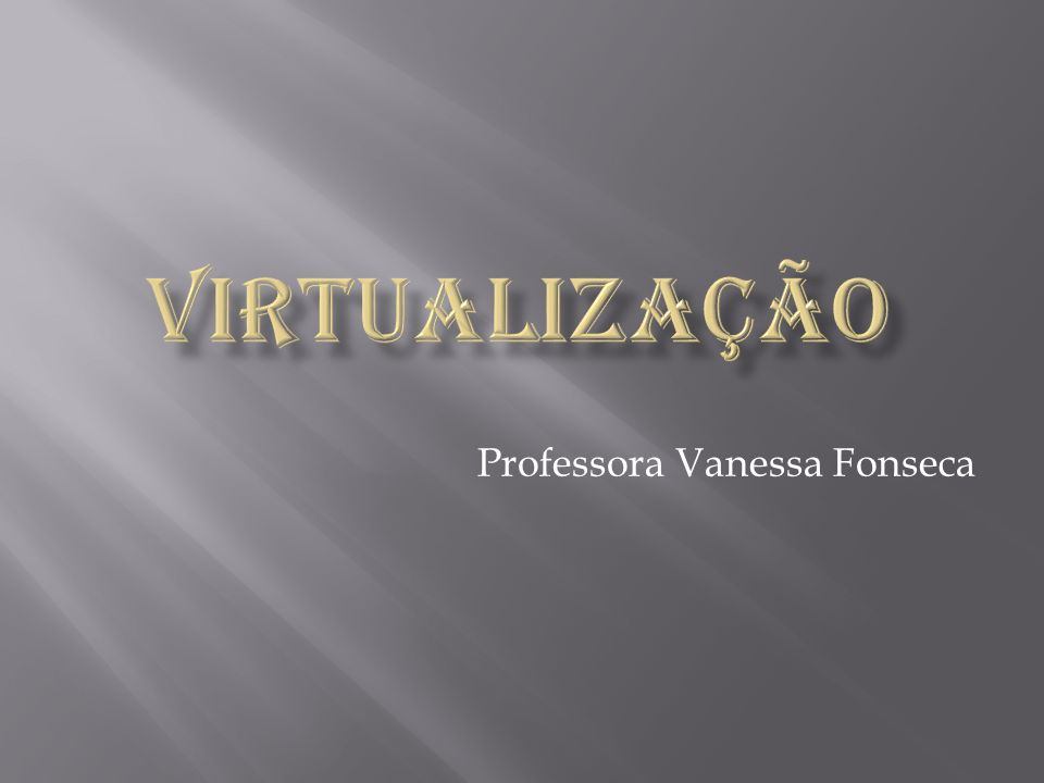 Professora Vanessa Fonseca