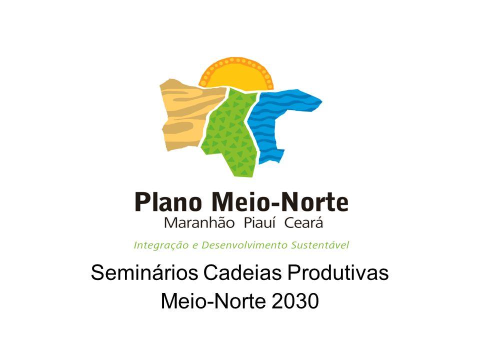 Seminários Cadeias Produtivas Meio-Norte 2030