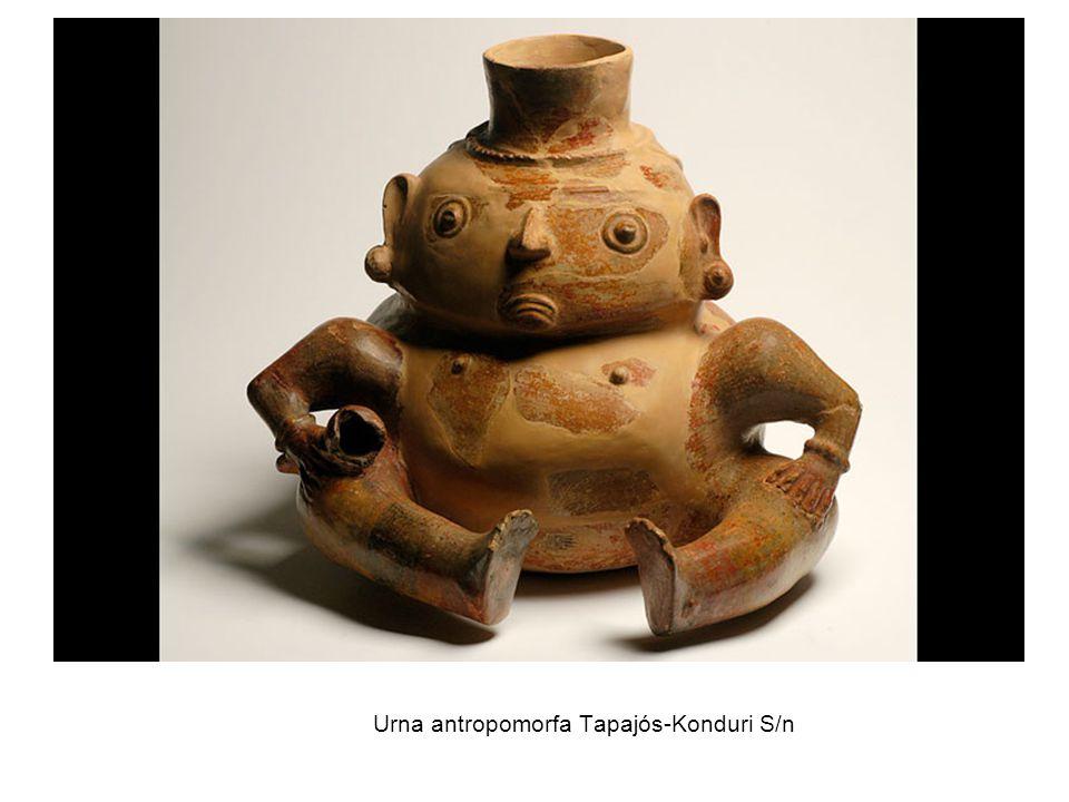 Urna antropomorfa Tapajós-Konduri S/n