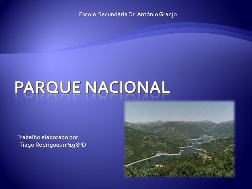 Escola Secundária Dr. António Granjo Trabalho elaborado por: -Tiago Rodrigues nº19 8ºD