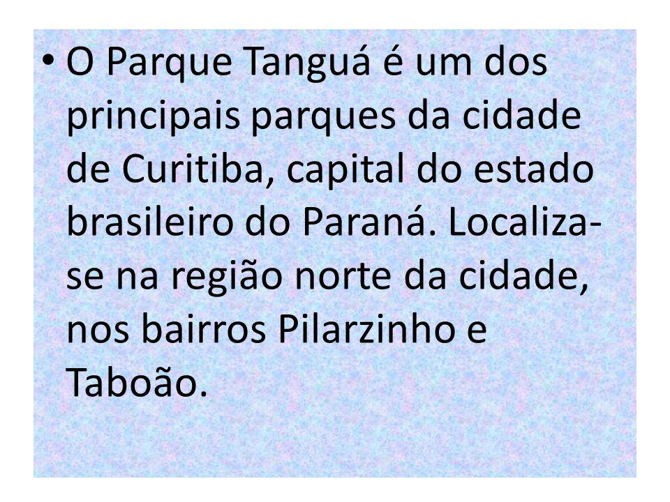 O Parque Tanguá é um dos principais parques da cidade de Curitiba, capital do estado brasileiro do Paraná. Localiza- se na região norte da cidade, nos