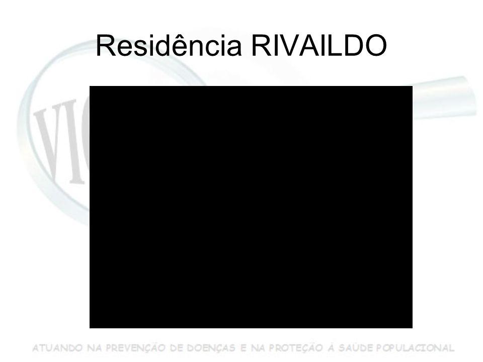 Residência RIVAILDO