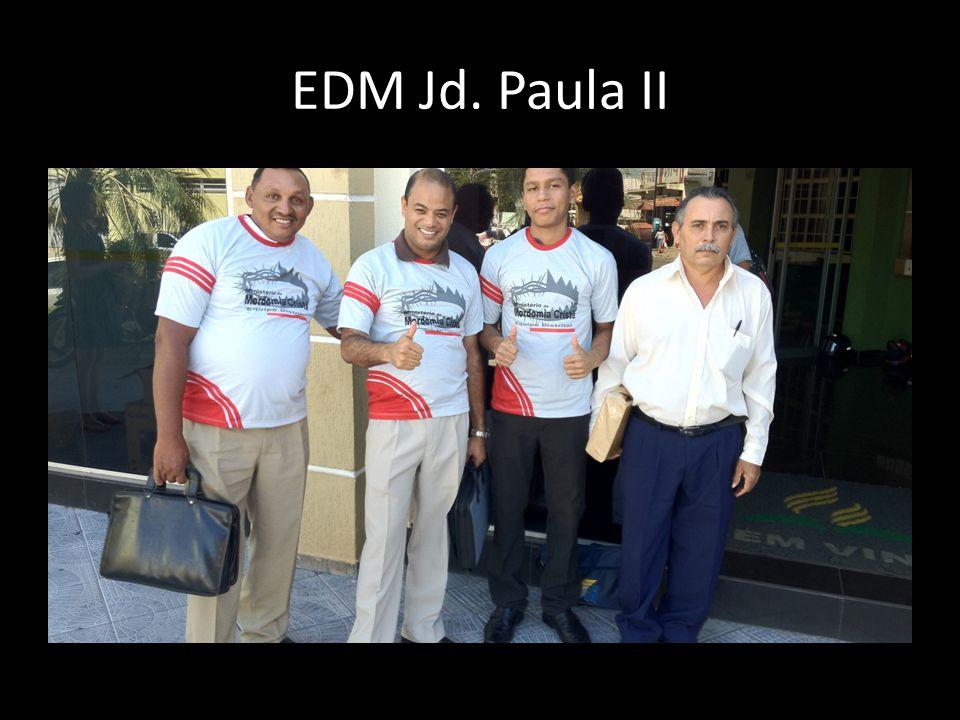 EDM Distritos de Cuiabá e Várzea Grande