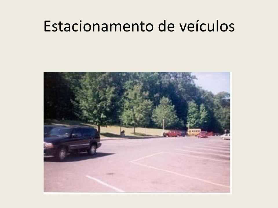 Estacionamento de veículos