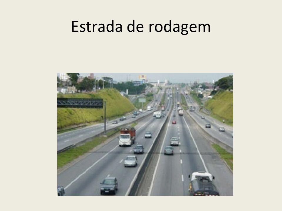 Estrada de rodagem