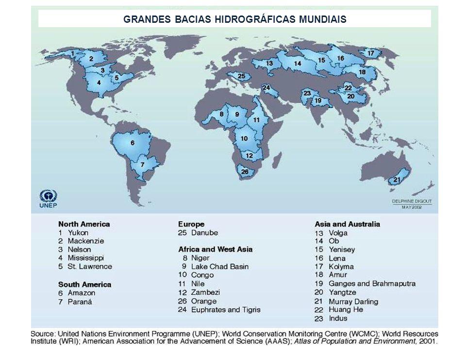 HOT SPOTS DE B IODIVERSIDADE Fonte: Conservation International