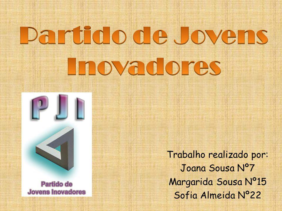 Trabalho realizado por: Joana Sousa Nº7 Margarida Sousa Nº15 Sofia Almeida Nº22