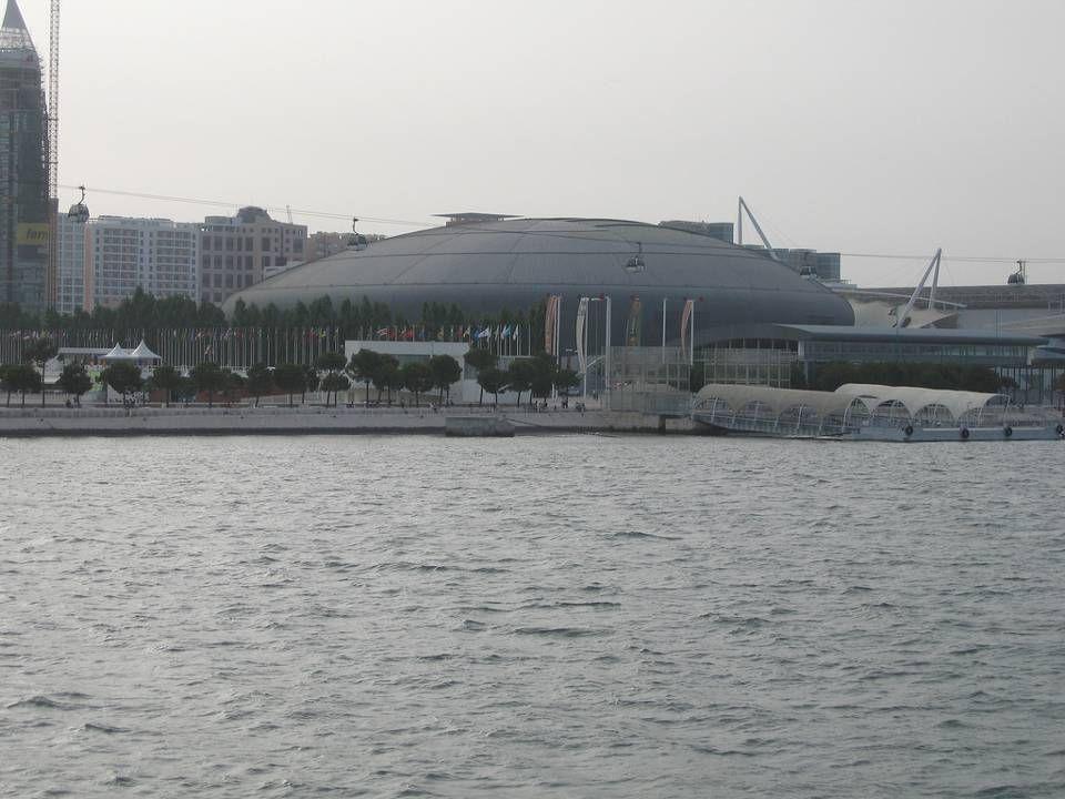 Pavilhão Atlântico ou (multiusos), um pavilhão onde se pode ver todo o tipo de diversões. Desde concertos, grandes peças musicais, patinagem no gelo e