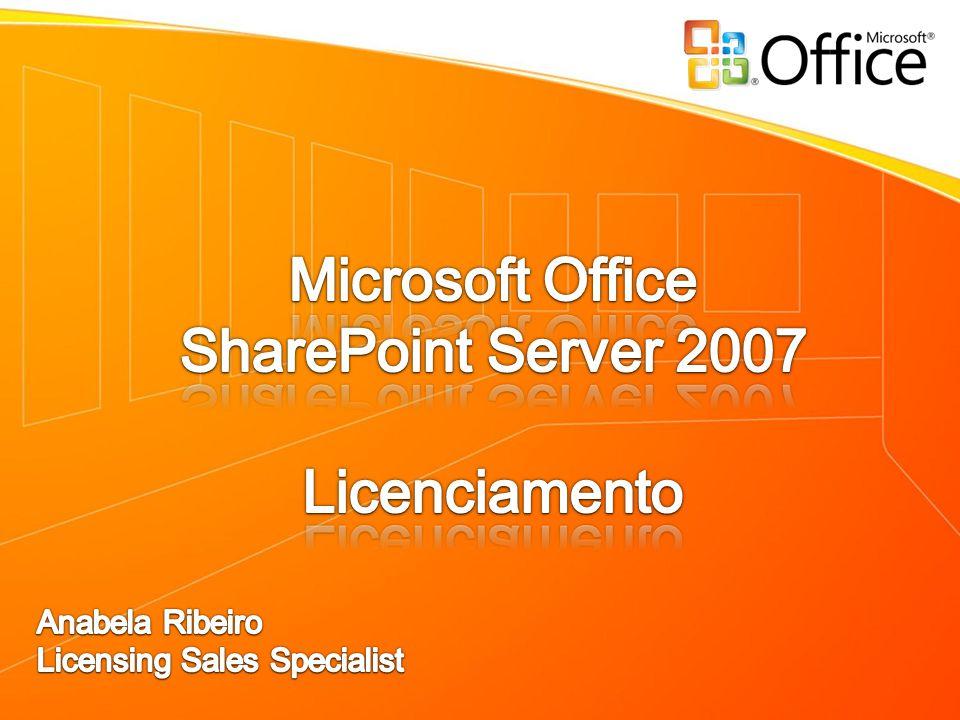 © 2008 Microsoft Corporation Como são licenciados o Windows Server e o SQL Server.