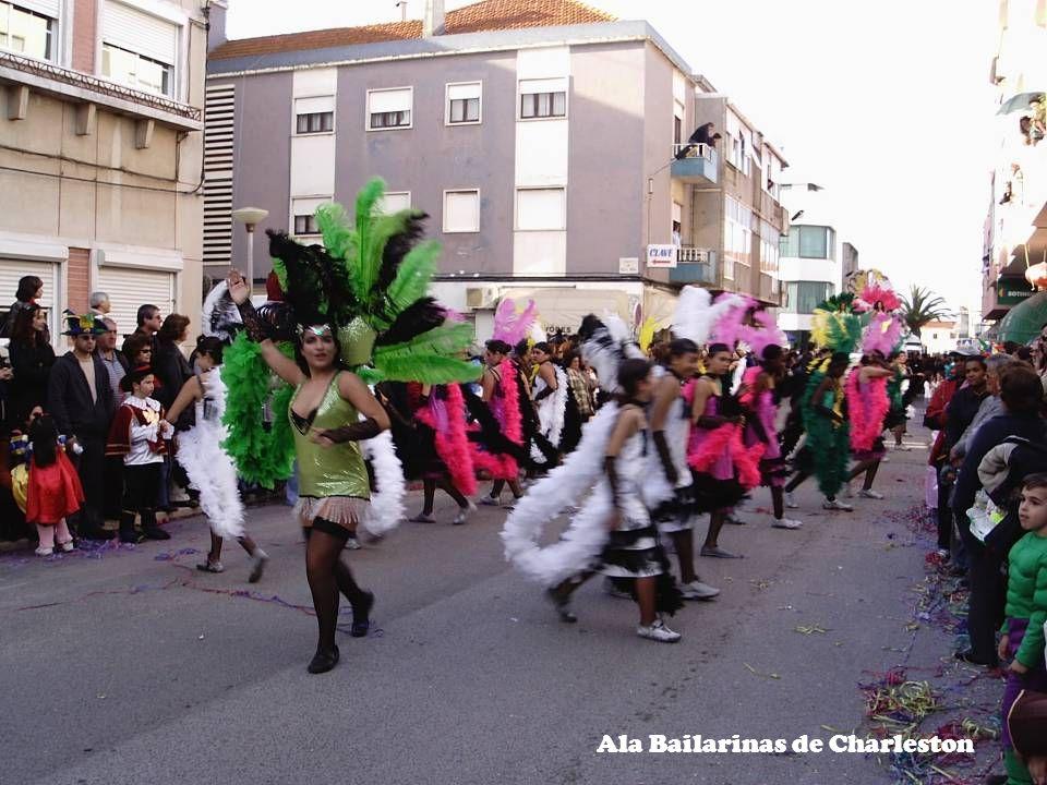 Ala Bailarinas de Charleston
