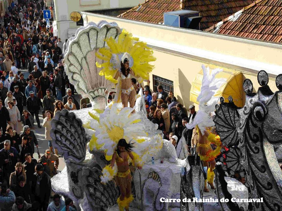 Carro da Rainha do Carnaval
