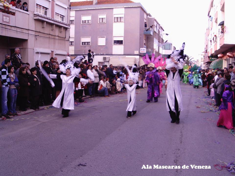 Ala Mascaras de Veneza