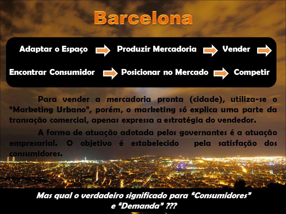 Neste tópico final propomos ver alguns efeitos das estratégias discursivas já assinaladas, mostrando a existência de um notável contraste entre um ostensivo consenso em torno do projeto de Barcelona 92 e uma cacofonia de vozes dissidentes em torno da Barcelona 2004.