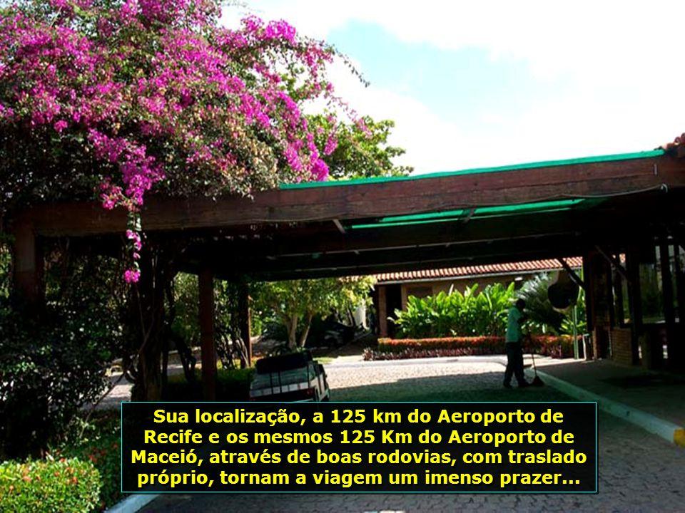"""Nesse paraíso de Maragogi, está localizado o """"SALINAS DO MARAGOGI RESORT"""", um maravilhoso complexo turístico, categoria 5 estrelas, internacional, que"""