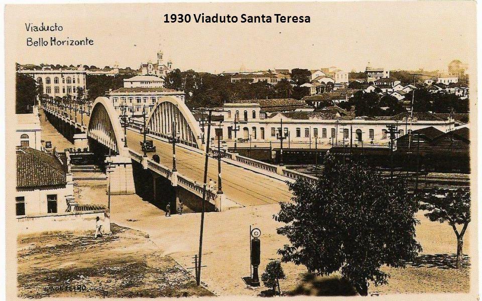 1930 Viaduto Santa Teresa