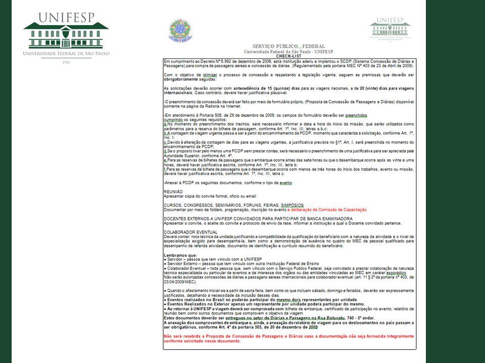 Verba do Programa de Pós-Graduação com a indicação do empenho Anexar documento comprobatório