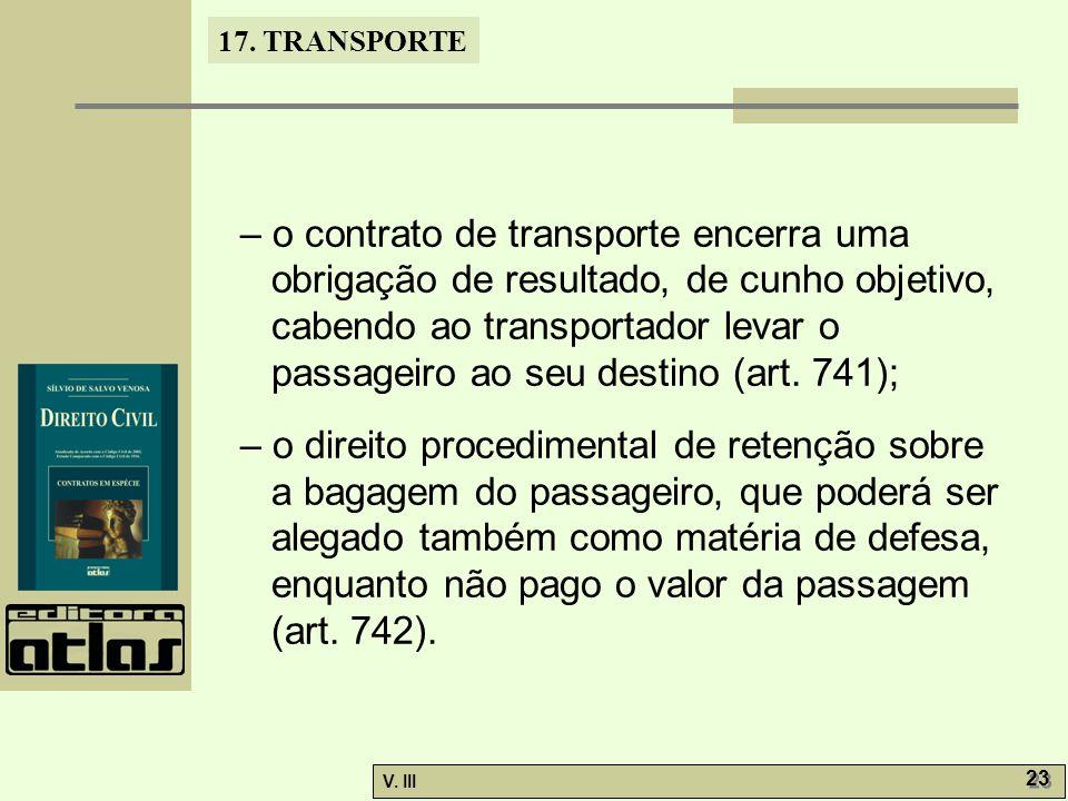 17.TRANSPORTE V. III 24 17.7.1.