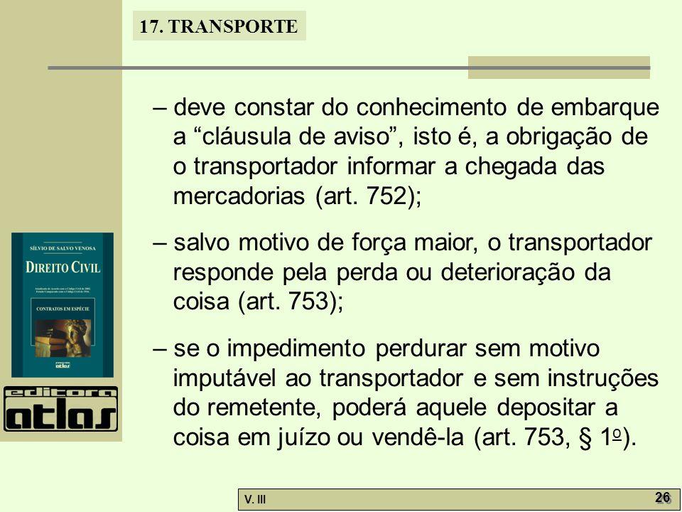 17.TRANSPORTE V. III 27 17.9.