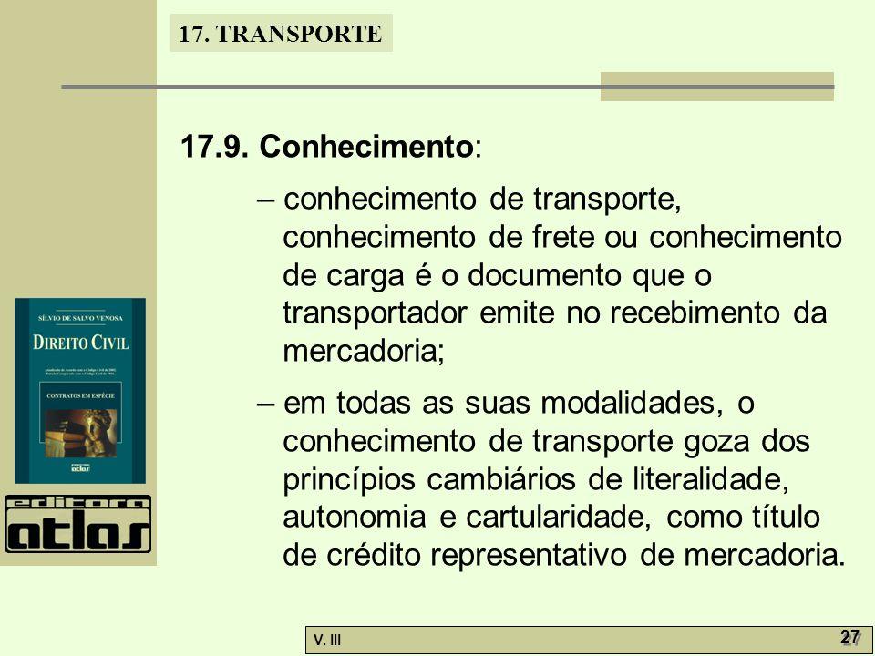 17.TRANSPORTE V. III 28 17.10.