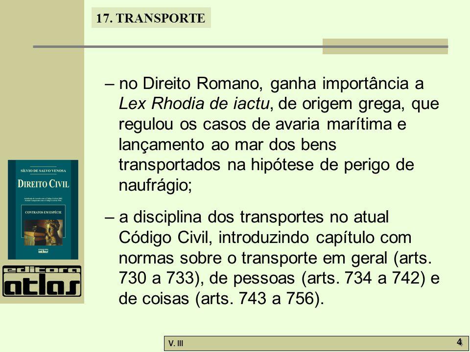 17.TRANSPORTE V. III 5 5 17.2.