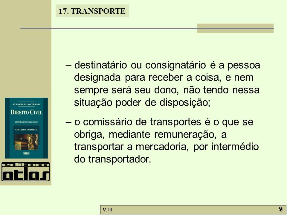 17.TRANSPORTE V. III 10 17.4.