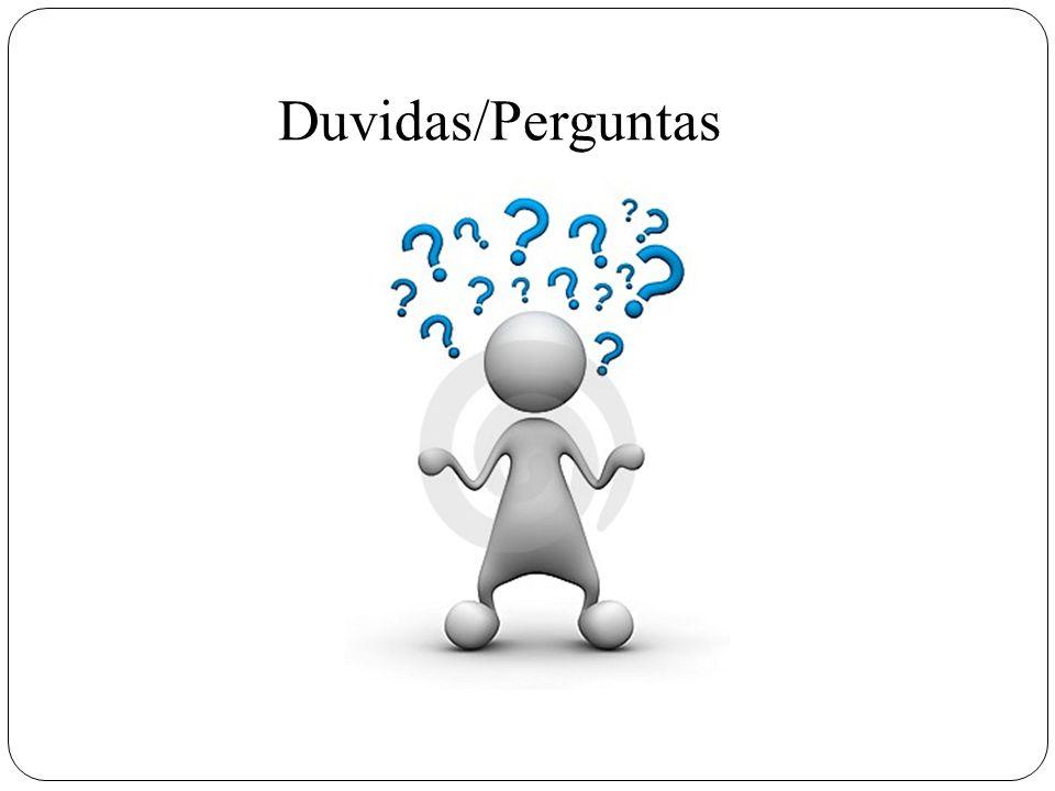 Duvidas/Perguntas
