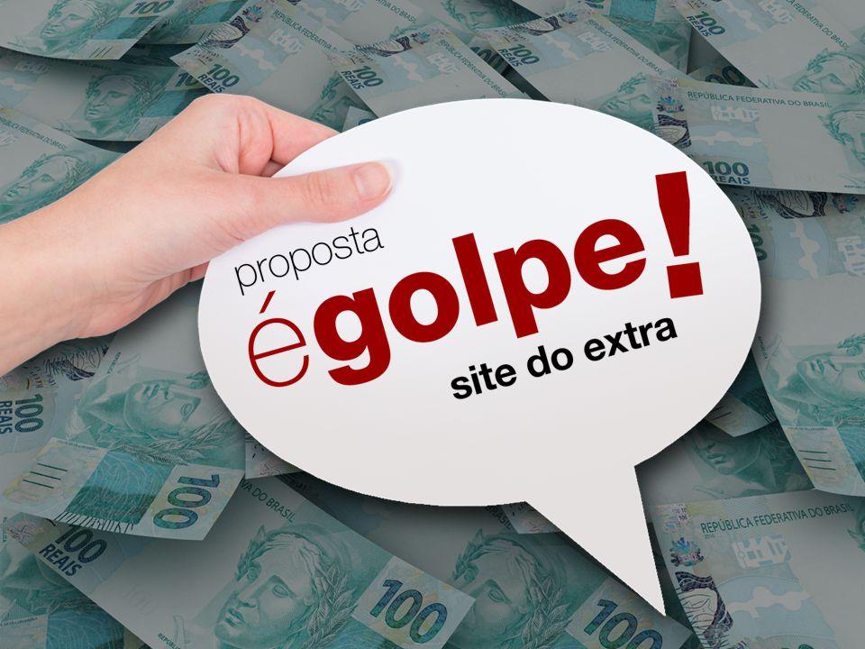 O site do jornal Extra acaba de lançar o especial É Golpe.