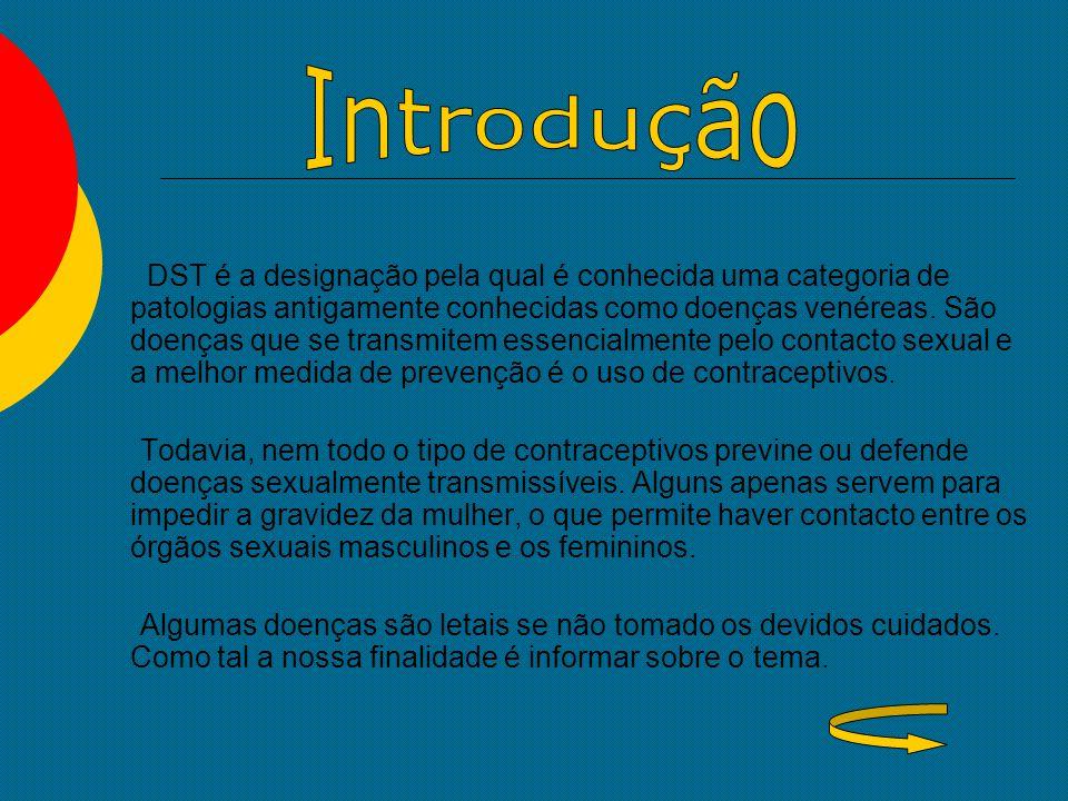 Doenças Sexualmente Transmissíveis O que são DST's.