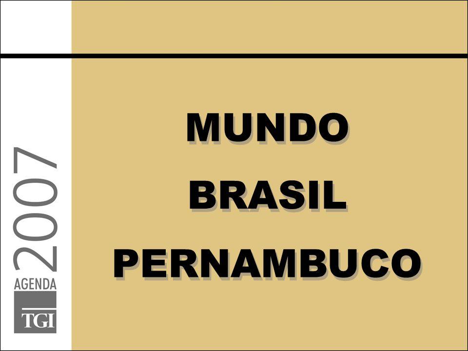 MUNDO BRASIL PERNAMBUCO