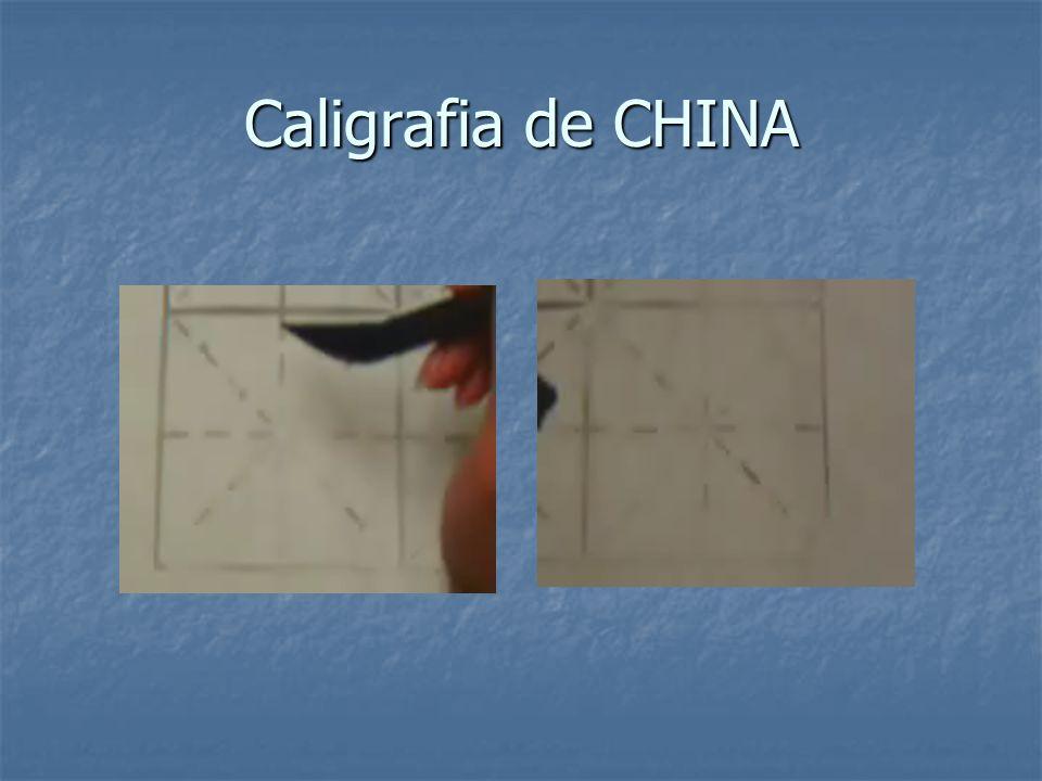 """China 中国 zhōngguó China 中国 zhōngguó Os dois caracteres significam literalmente Meio/Império – O Império do meio. O """"meio"""" é um espaço rectangular atra"""