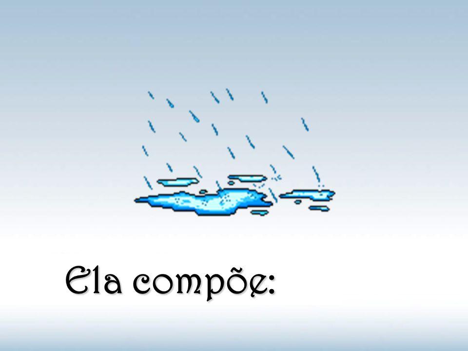 Por outra palavras… Menos de 0.007% de toda a água sobre a terra é potável.
