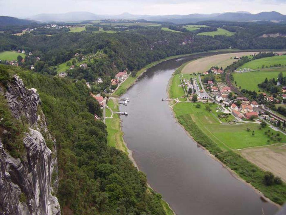 Parque Nacional Suíça da Saxônia