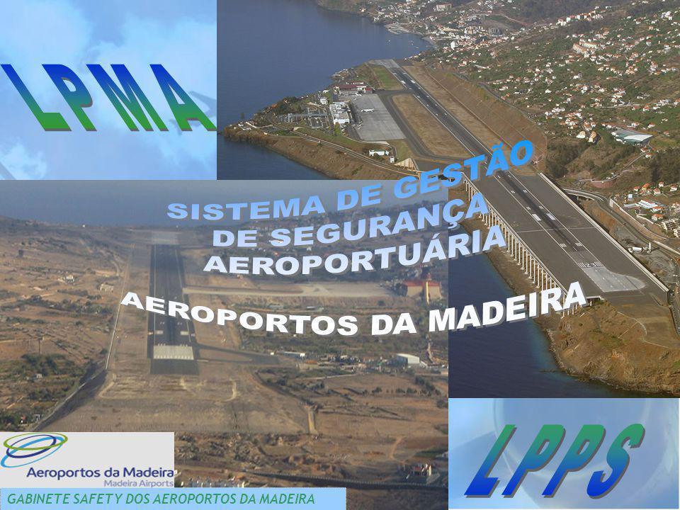 GABINETE SAFETY DOS AEROPORTOS DA MADEIRA