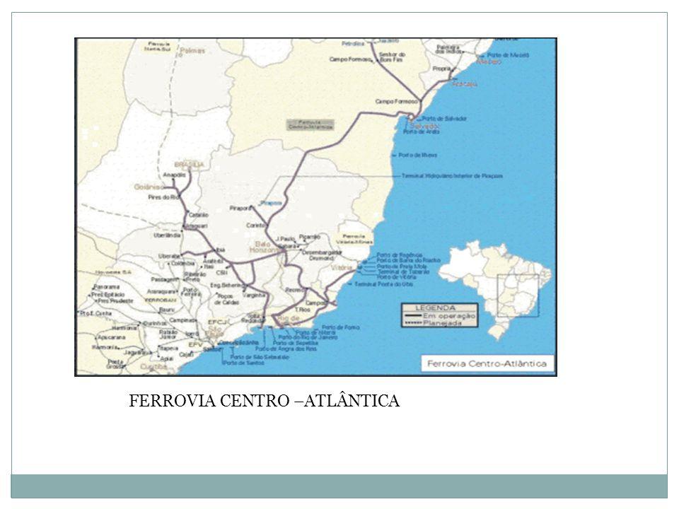 FERROVIA CENTRO –ATLÂNTICA