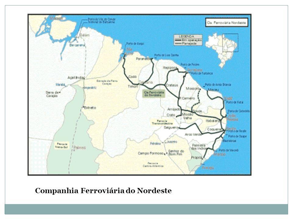 Companhia Ferroviária do Nordeste