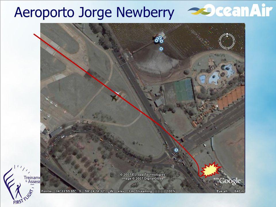 Aeroporto Jorge Newberry