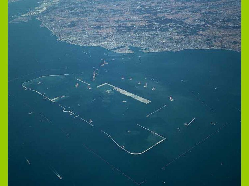 KEY DATA Order year 1998 Construction started 2002 Project type New airport LocationIse Bay, Tokoname, Japan Estimated investment ¥768 billion (US$7 billion) Completion 2005 KEY PLAYERS Sponsors Central Japan International Airport Company Ltd (CJIAC) Lead contractors, designers, architects and engineers Nikken Sekkei Ltd, Azusa Sekkei Co., Hellmuth, Obata and Kassabaum Inc., Bovis Program Management Japan Inc., Penta-Ocean Construction Co., Ltd, Bechtel Inc, Sunitomo Osaka Cement Co.