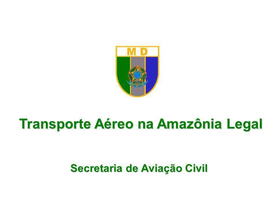 AeronaveQuant.Capacidade (passageiros) E MB-110 Bandeirante215 Número de localidades atendidas:4