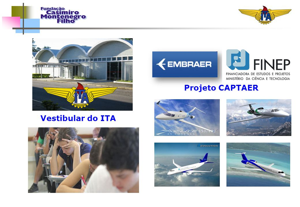 Projeto CAPTAER Vestibular do ITA