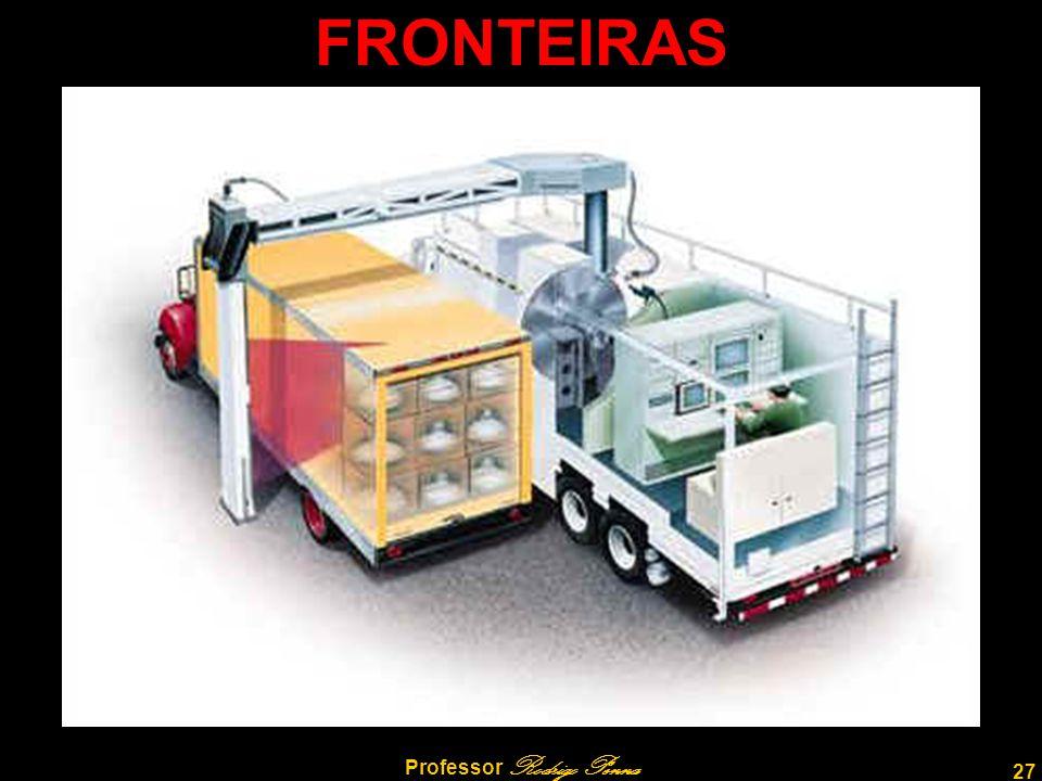 27 Professor Rodrigo Penna FRONTEIRAS