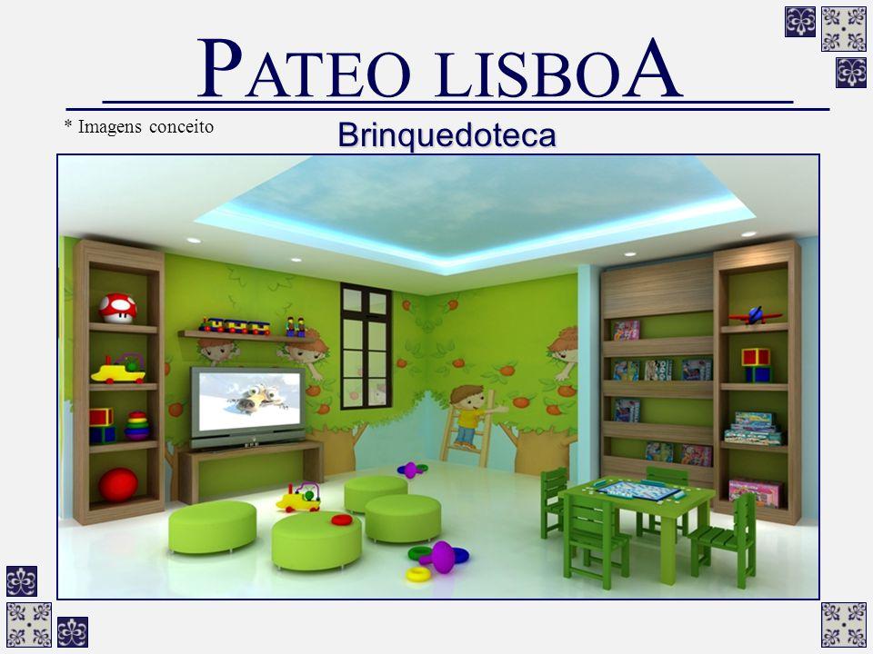 Brinquedoteca * Imagens conceito