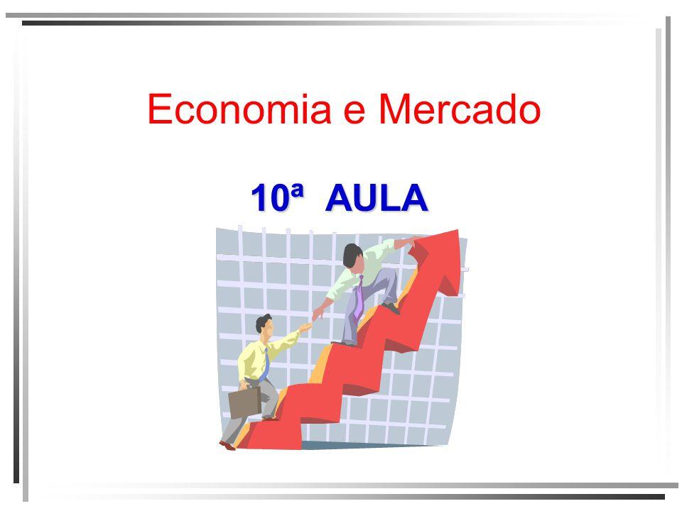 10ª AULA Economia e Mercado