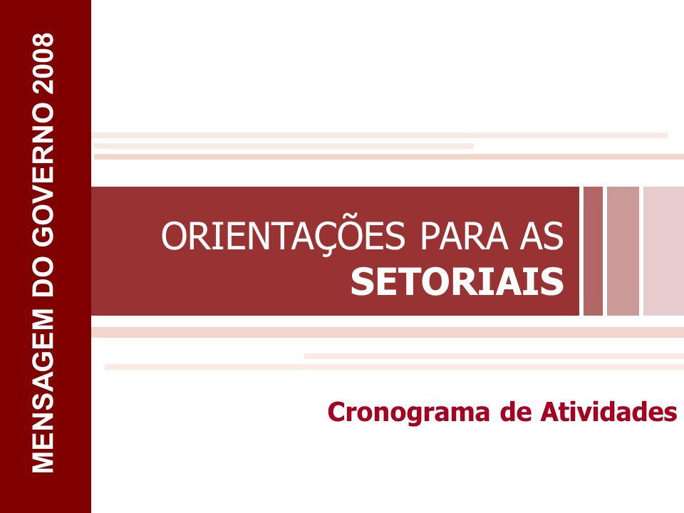 10 EXEMPLOS MENSAGEM DO GOVERNO 2008 CONTATOS PARA ESCLARECIMENTOS