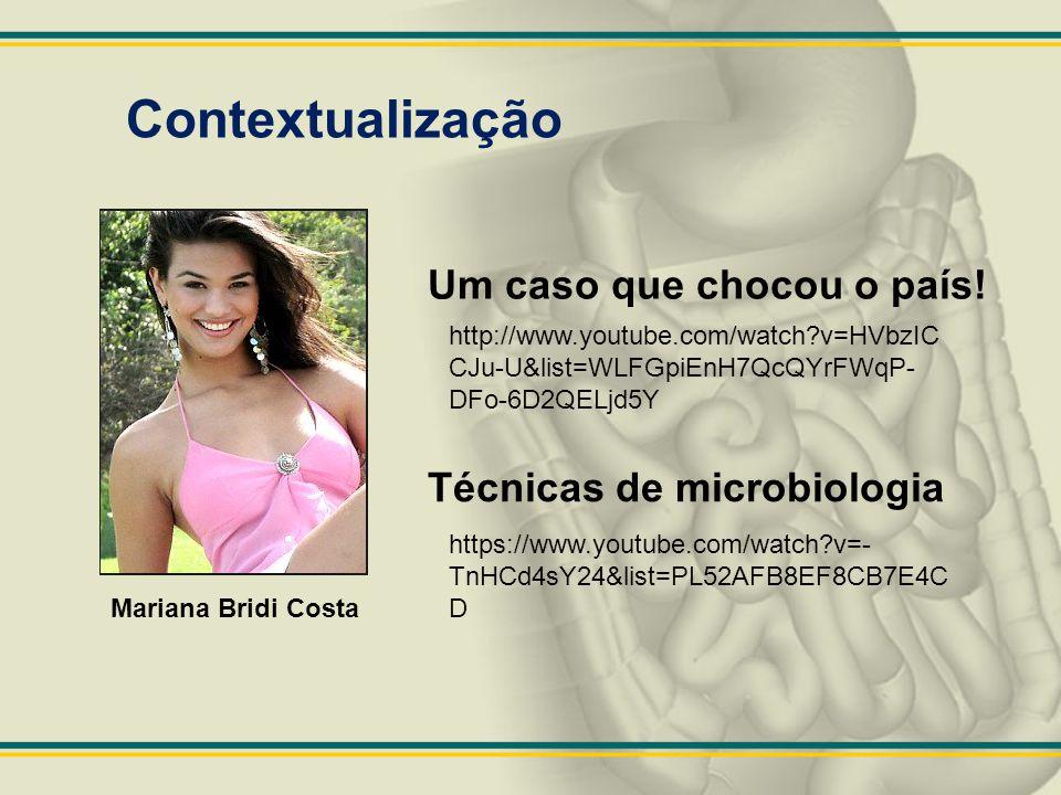 Contextualização Mariana Bridi Costa Um caso que chocou o país! http://www.youtube.com/watch?v=HVbzIC CJu-U&list=WLFGpiEnH7QcQYrFWqP- DFo-6D2QELjd5Y h