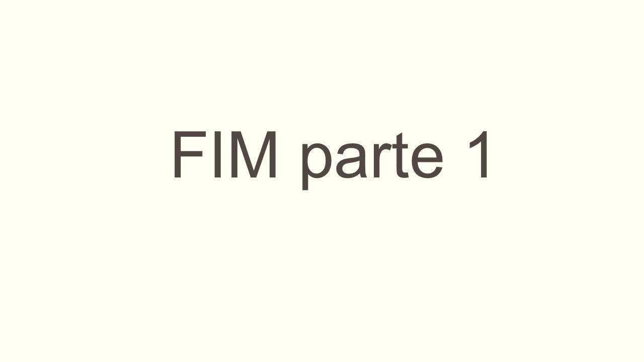 FIM parte 1