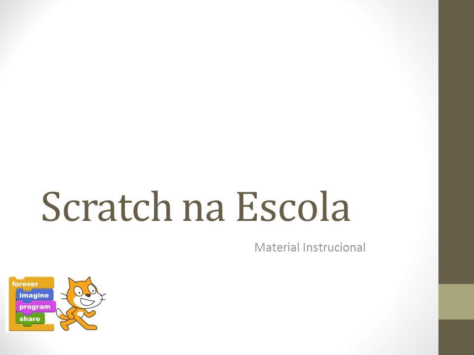 Scratch na Escola Material Instrucional